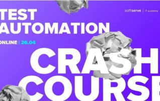 SOFTSERVE – TEST AUTOMATION CRASH COURSE